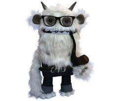 I want my own Demetri the Yeti!