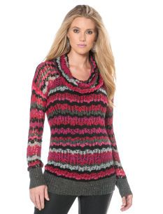 Destination Maternity Jessica Simpson Long Sleeve Pointelle Maternity Sweater