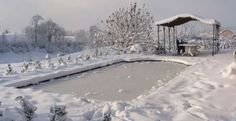Cover pools for Winter