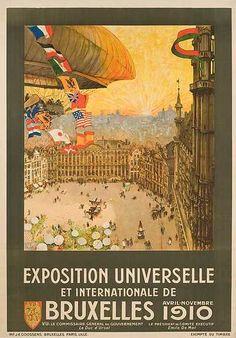 Exposition universelle 1910 - Wereldtentoonstelling 1910 - World Exhibition 1910
