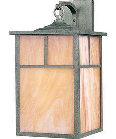 Maxim Lighting Craftsman 1 Light Outdoor Wall Light