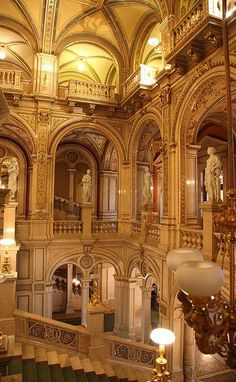 Vienna Opera House, Austria , from Iryna