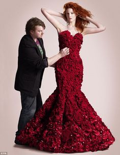 1,725 flowers, flowers, dress, fashion, horticulture
