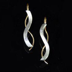 Maressa Tosto Merwarth's Oscillate earrings