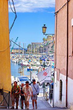 Devant le Vieux Port #Corsica, France http://VIPsAccess.com/luxury-hotels-cannes.html