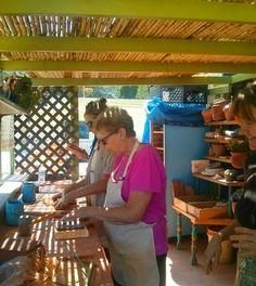 www.silvercanyonpottery.com  #catalinaislandtour #maketile Come make tile on lovely CatalinaIsland  a 2hr tour 949-499-8799 $45 per person.