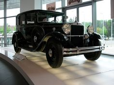 Audi type T – 1931