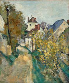 ARTE Y ARTISTAS: Paul Cézanne - parte 3