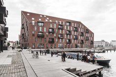COBE and Vilhelm Lauritzen Architects - Krøyers Plads - Copenhagen