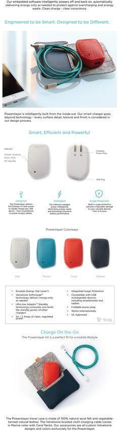Powerslayer: a revolution in charging by Velvetwire — Kickstarter