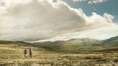 Norwegens Pilgerwege verlaufen auf insgesamt 2.000 Kilometern durch die unberührte Natur - Foto: Pilegrimsleden