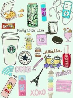 Starbucks , Nutella , music , ice cream , mm , colors , party , Paris , coffee , fayroz