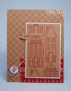 Home for the Holidays by marmie43gs - Cards and Paper Crafts at Splitcoaststampers