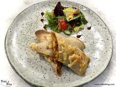 کرپ با مرغ و سبزیجات – وبلاگ ويدا