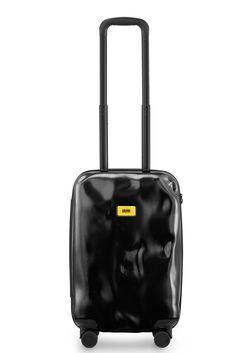Crash Baggage Super Black 4 wheels