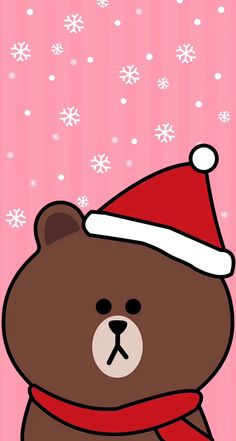 Lines Wallpaper, Iphone Wallpaper Quotes Love, Brown Wallpaper, Friends Wallpaper, Cute Girl Wallpaper, Couple Wallpaper, Bear Wallpaper, Kawaii Wallpaper, Line Brown Bear