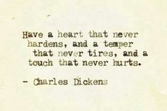 Charles Dickens. Quotes.