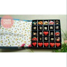 Saya menjual Kado coklat seharga Rp85.000. Dapatkan produk ini hanya di Shopee! https://shopee.co.id/aishacraft/696734650 #ShopeeID