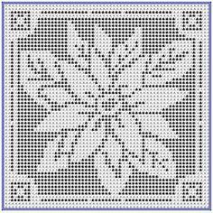 vorlagen gardinen Poinsettia Chart updated) pattern by Michelle Ryan Crochet Mandala Pattern, Tapestry Crochet, Crochet Squares, Christmas Charts, Christmas Crochet Patterns, Xmas Cross Stitch, Cross Stitch Pillow, Lace Doilies, Crochet Doilies