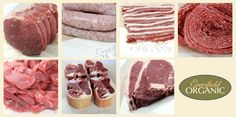 Large Monthly Meat Box - an easy way to get good quality meat if you hate the weekly supermarket trip, or if you simply don't have time to go to the shops!