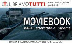 15/01/14 MovieBook: dalla Letteratura al Cinema