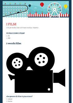 a chi piacciono i film?