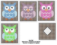 Plastic Canvas Owl Tissue Box Cover... 10421399_10203431771826538_6967035284157873414_n.jpg (960×764)