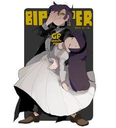 △ Gravity Falls- Mabel, Dipper, and Bill Cipher △ Bipper