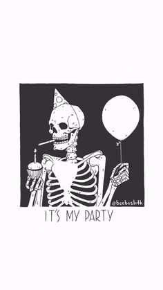 ideas wallpaper dark skull death for 2019 Skeleton Art, Skull And Bones, Skull Art, Dark Art, Aesthetic Wallpapers, Art Inspo, Illustration, Iphone Wallpaper, Pop Art
