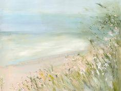 Wallpaper Design: Landscape paintings by Sue Fenlon