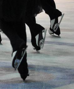 Synchro Feet :)