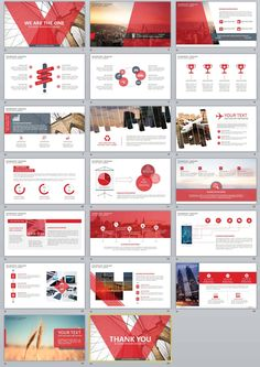20+ Redcolor Business Powerpoint Templates   The highest quality PowerPoint Templates and Keynote Templates download