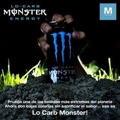 Monster Energy Lo Carb