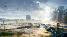 Battlefield 4 Background HD