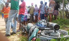 Observador Independente: BARROCAS: Vítima de acidente, motociclista tem pé ...