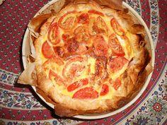 My life: zapekanka cu rosii /casseruola con pomodori
