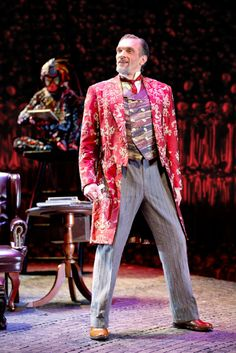 """Director Max McLean brings C.S. Lewis' """"The Screwtape Letters"""" to life, and examines the Christian way."""