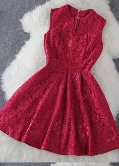 Cheap Sexy V Collar Elegant Slim Lace Dress For Big Sale!Sexy V Collar Elegant Slim Lace Dress, made of lace fabric, shape and color last long. Modest Dresses, Cheap Dresses, Pretty Dresses, Beautiful Dresses, Casual Dresses, Short Dresses, Fashion Dresses, Summer Dresses, Sleeveless Dresses