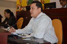 Director de la cárcel de varones rindió informe ante el Concejo de Pereira