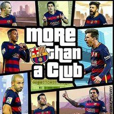 More than a club - Visça Barça, el meu orgull ♥️