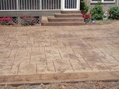Best Stamped Concrete - Photo Gallery