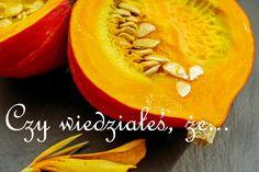Czy wiedziałeś, że jedzenie dyni pobudza trawienie oraz obniża poziom tłuszczów we krwi? www.fitlinefood.com