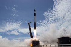 A rocket launched from New Zealand on Sunday successfully reached orbit carrying small commercial satellites.California-based company Rocket Lab said its Electron rocket, which carries only a small payload of about 150 kilograms pounds),. X Wing, Elon Musk, Spacex Launch, Ciel Nocturne, Rocket Launch, Us Military, Spacecraft, New Technology, Land Scape