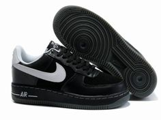 newest collection 6e27d 0e236 Nike Air Force 1 25th Low Schoenen Heren Suede Zwart Wit 89620 Air Force 1,