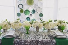 Modern Art Deco Glam | Photographer: Christa Elyce / Event Designer: Swift and Company, Tamara Menges Designs | featured on Ruffled Blog
