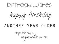 KaiserCraft Clear Stamps - Birthday Words Mini Clear Stamps CS913 FREE SHIPPING