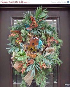 Beach House Wreaths - Bing Images