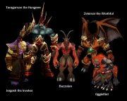 Bosses of ragefire chasm