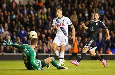 Tottenham vs Anderlecht: Giấc mơ 3 điểm có thành hiện thực