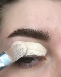 Here, find a step-by-step tutorial to help you put illuminating drops to use. ... that highlighter can be found in just about every cosmetics bag and makeup routine. #eyeshadow #eyeliner #makeup  #beauty  So I hope you like and enjoyed it... Simple Eyeshadow, Red Eyeshadow, Eyeliner Makeup, Eyeshadow Looks, Eyeshadow Palette, Eye Makeup Images, Eye Makeup Designs, Beauty Tips, Beauty Hacks
